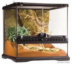 vivarium pas cher exo terra terrarium mini advanced reptile habitat