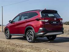 Toyota Rush 2018 Specs & Price  Carscoza