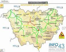 L 233 Tat Des Routes En Haute Loire Le Puy En Velay 43000