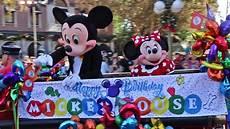 nehty s mickey mousem mickey mouse s 89th birthday celebration at disneyland