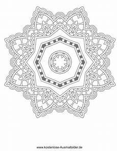 mandalas erwachsene ausmalen malvorlagen mandala