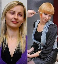 dramatic long hair cut short makeover by christopher very long hair to short makeover hair makeovers pinterest shorts very long hair and hair