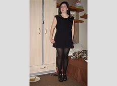 Black Internacionale Dresses, Primark Tights, Black New