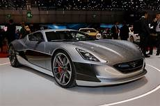 rimac concept one rimac concept one electric supercar debuts in production