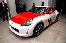 2020 nissan 370z 50th anniversary edition is a throwback