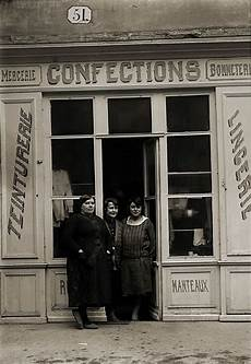 photo ancien commerce toulouse magasin mercerie bouton