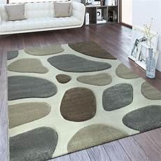 teppich steinoptik designer teppich stein optik beige braun teppich de