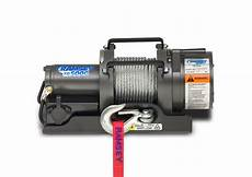tr5000 ramsey winch be mighty