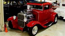 Supercharged 1931 Ford Model A Five Window Coupe Rod