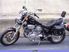 1993 yamaha xv 750 virago moto zombdrive