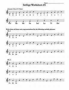 solfege worksheets for kids free solfege worksheets for classroom instruction