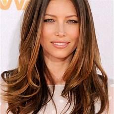 couleur caramel cheveux brun un balayage caramel pour r 233 chauffer mes cheveux