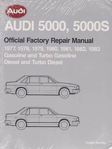 auto manual repair 1985 audi 5000s interior lighting 1977 1983 audi 5000 5000s gas diesel factory service manual