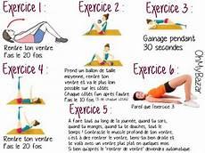 Exercice Gainage Pour Ventre Plat Femme