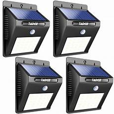 Solar Bright Deck Battery Ls Outdoor 25 led solar outdoor patio deck lights bright