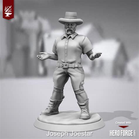 Old Man Joseph Joestar