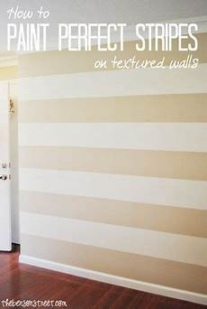how to paint stripes on a textured wall σπίτια