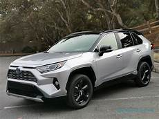 2019 Toyota Rav4 Drive Review Compact Suv Makes