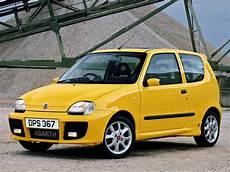 Fiat Seicento Sporting Abarth Uk Spec 2001 04