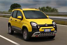 photos de la fiat panda cross 2014