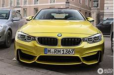 bmw m4 forum bmw m4 in yellow spotted bmw 4 series forums