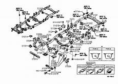 85 toyota 4runner efi wiring diagram 1993 toyota 4runner low deck sr 5 glx 2400cc efi manual 5 speed crossmember sub assy