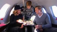 Familienausflug Bei Verona Pooth Mit Dem Privatjet Zum