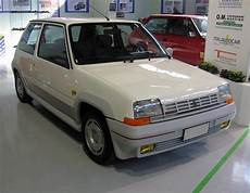 Renault 5 Gt Turbo Wikip 233 Dia