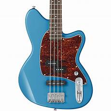 Ibanez Tmb100 4 String Electric Bass Guitar Soda Blue