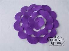 fiori in panno tutorial come fare fiore stoffa feltro 20 mix