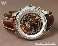 breitling for bentley motors chronograph a 25362