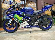 R15 Modif R25 by Modifikasi Yamaha R15 Ala R25 Milik Bro Febbie Arizona Ini