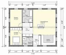 Grundriss Bungalow 3 Zimmer - bg1 bungalow grundriss 90qm 3 zimmer grundriss bungalow