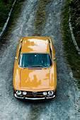Alfa Romeo 1750 GTV  Must Have Mustard