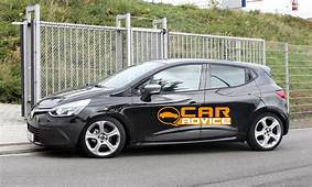 Renault Clio RS Baby Hot Hatch Uncovered  Photos CarAdvice