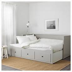 hemnes bett ikea ikea hemnes day bed frame with 3 drawers slaapkamers