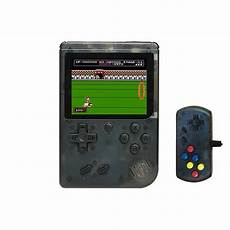 Coolbaby Rg99 Inch Screen Retro by Rg300 3 Inch Screen 8 Bit Retro Console Light Black