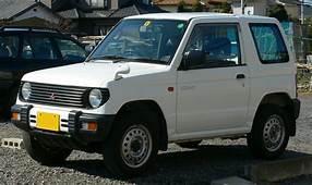 Mitsubishi Pajero Mini  Wikipedia