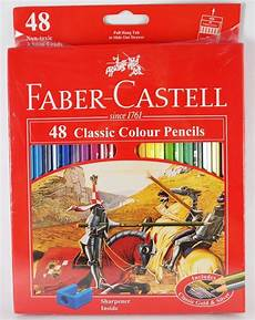 Faber Castell Malvorlagen Free 48 Classic Colour Faber Castell Drawing Sketching Eco