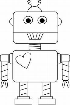 Malvorlagen Roboter Pdf Roboter Malvorlagen Zum Ausdrucken M舅ner
