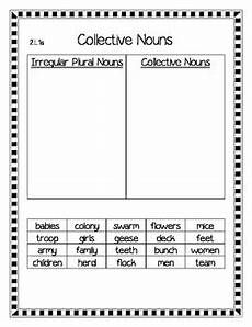 collective nouns 2nd grade common core by heather ramsey tpt