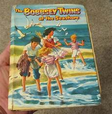 children s picture books twins vintage hc 1950 1954 childrens youth book the bobbsey twins at the seashore 2940012258854 ebay