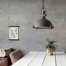 suspension cuisine industrielle suspension industrielle elmo brun 216 40 cm