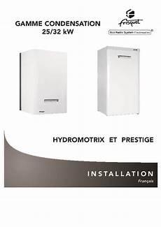 installation climatisation gainable frisquet prestige