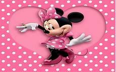 Glitter Lock Screen Minnie Mouse Wallpaper