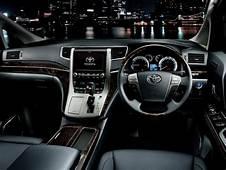 Toyota Vellfire Hybrid 20 Series Import And Model