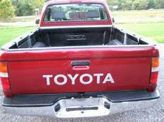car engine repair manual 1997 toyota tacoma user handbook purchase used 1997 toyota tacoma dlx extended cab pickup 2 door 2 7l 5 speed manual in endicott