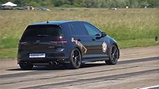 Volkswagen Golf 7 R Hpt Stage 3 With Akrapovic Exhaust