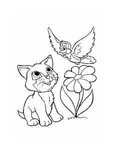 Malvorlage Katze Mit Jungen Katzenbilder Zum Ausmalen Ausmalbilder Katzenbilder Mit