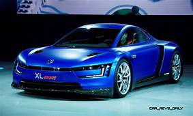 2014 Volkswagen XL Sport Concept Makes One Seriously Sexy